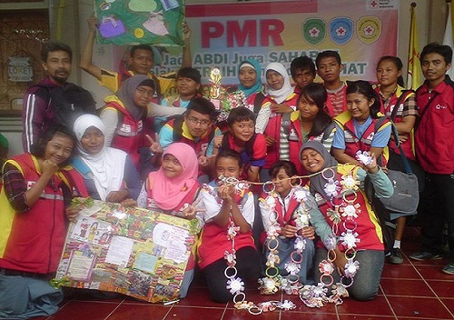 piala pertama PMR  Tahun 2012