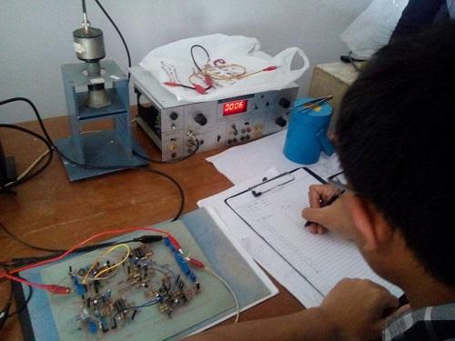laboratorium radiasi universitas diponegoro