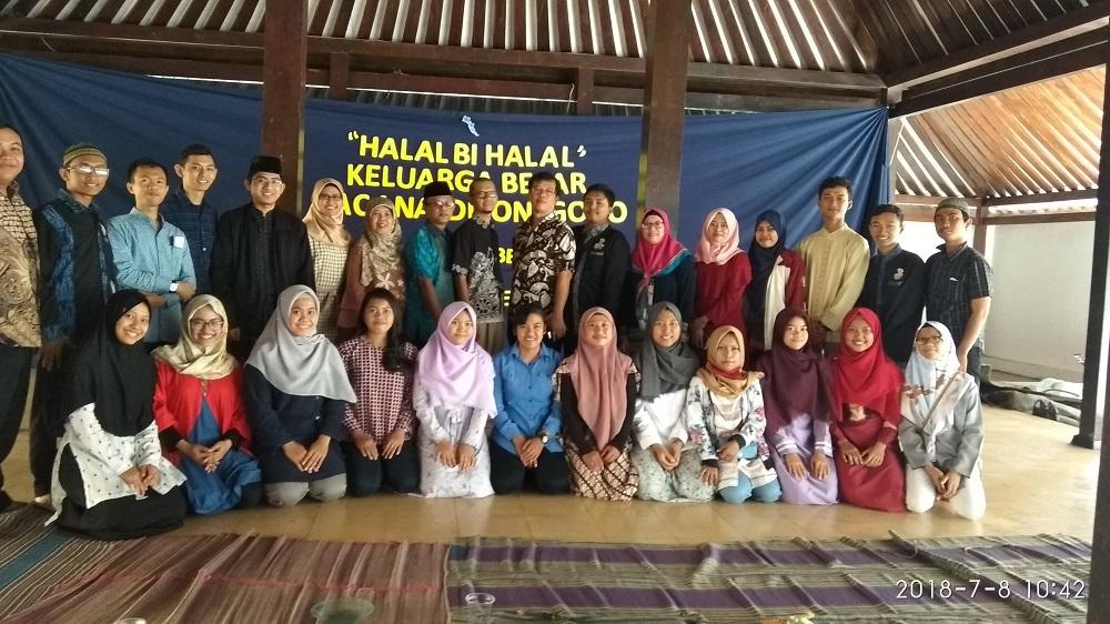 halal bi halal racana diponegoro
