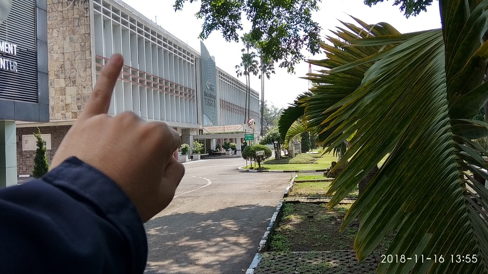 Salam perpisahan BBT Bandung
