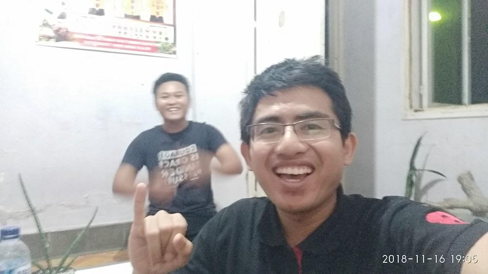 Teman baru dari UPI Bandung